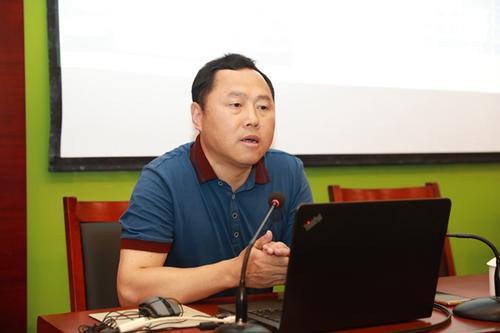 刘宇祥:井冈山革命博物馆馆长、党总支书记