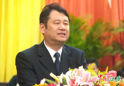 汪玉奇:江西省政协原常委,江西省社会科学院原院长