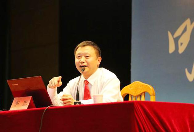 李忠:井冈山大学继续教育与培训学院副院长